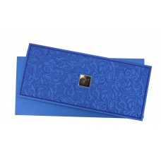 Beautiful  blue  card