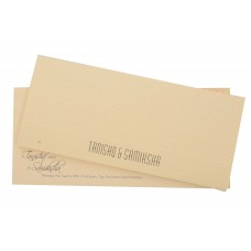 Flawess cream card