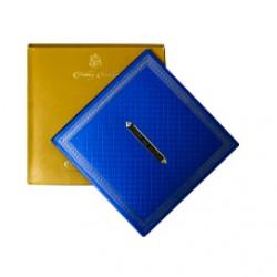Azure Blue  Invitation