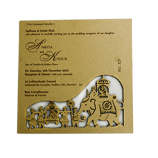 Traditional Theme Card