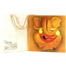 GANESHA DESIGNER THEME CARD